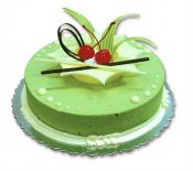 Mousse trà xanh